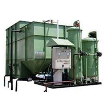 Prefabricated Sewage Water Treatment Plant