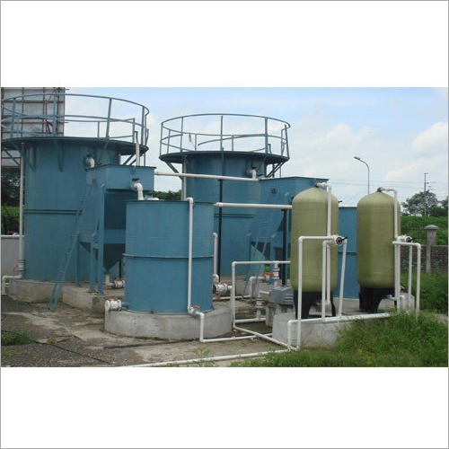 Commercial Water Sewage Treatment Plant