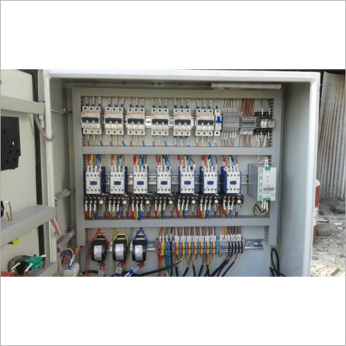 WTP Electric Control Panel