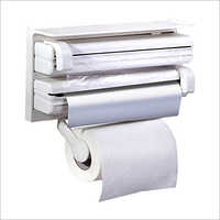 3 In 1 Kitchen Triple Paper Roll Dispenser
