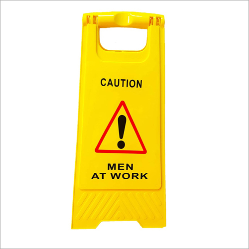 Caution Board Work In Progress