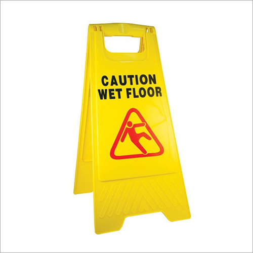 Wet Floor Stand Caution Standing Board