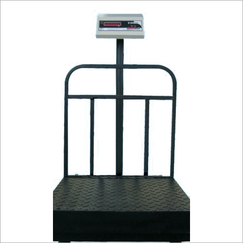Industrial Platfrom Weighing Machine