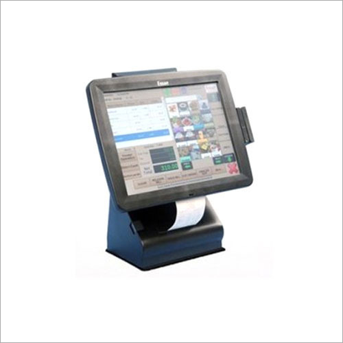 POS Touch Screen Machine
