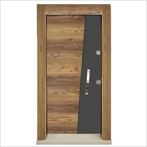 Flush Wooden Door