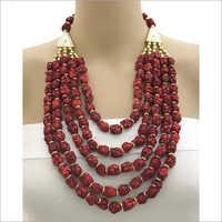 Ladies Beaded Necklace