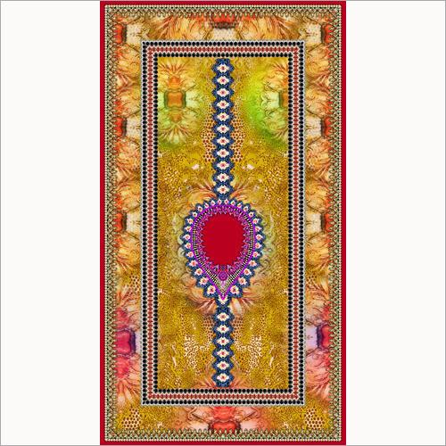 Digital Printed Fancy Kaftan