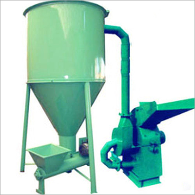 Industrial Poultry Feed Grinder Machine