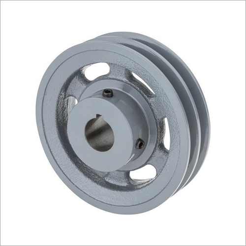 Double Groove V Belt Pulley