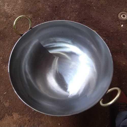 Steel kadai