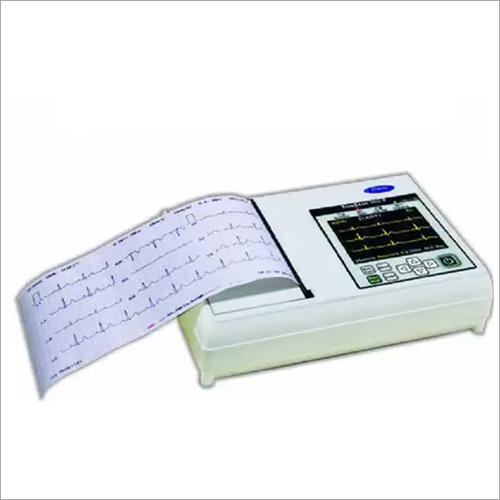 Hospital ECG Machine