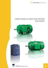 Ac 3 phace Induction Motor