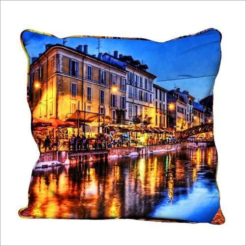 Digital Print Pattern Cushion Cover