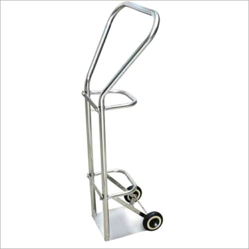 Medical Oxygen Cylinder Trolley