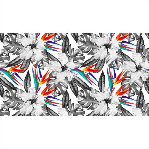 Cotton Fabric Digital Print Fabric