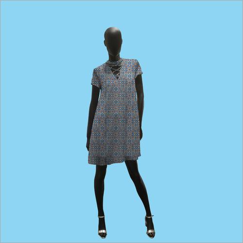 Digital Print Rayon Fabric