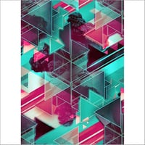 Digital Print Blackout Fabric