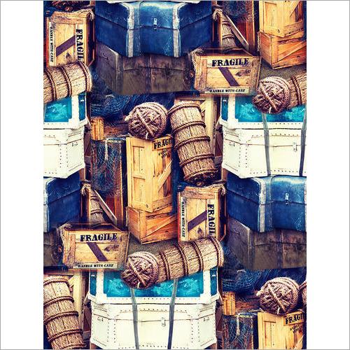 Creative Digital Print Fabric