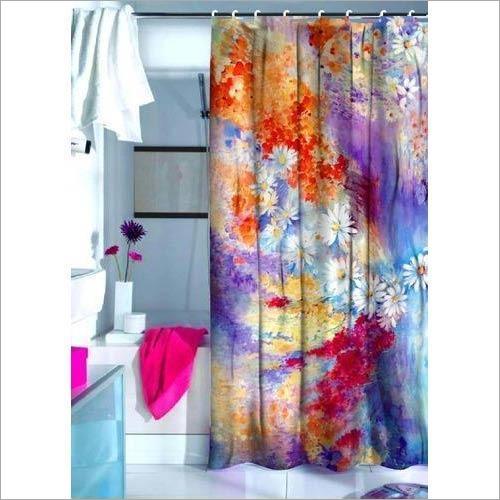 Colorful Digital Printed Curtain