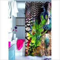 Cotton Digital Print Curtain