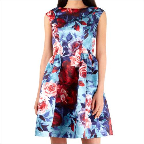 Digital Print Garment Fabric
