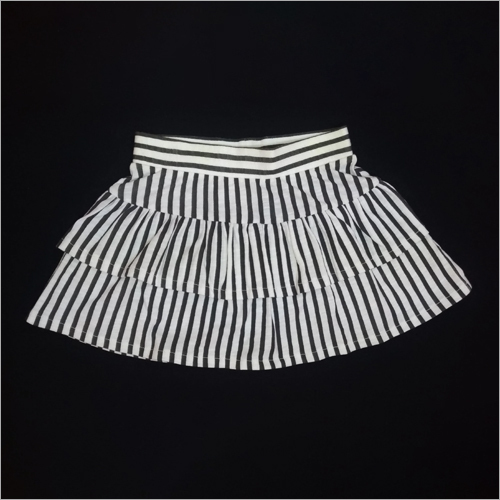 Baby Girls Cotton Skirt