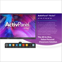 65 inch Promethean Interactive Panel