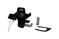Tool Box Lock Black