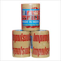 Brown Printed BOPP Tape