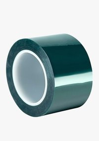 Powder Coating Masking Tape (Green Polyester Tape)