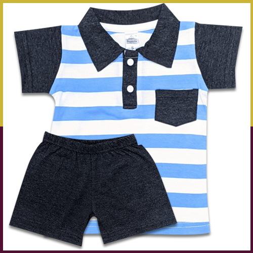 Newborn Summer Baba Suit