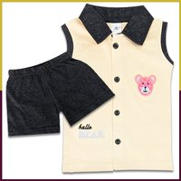 Baby Boy Cotton Suit