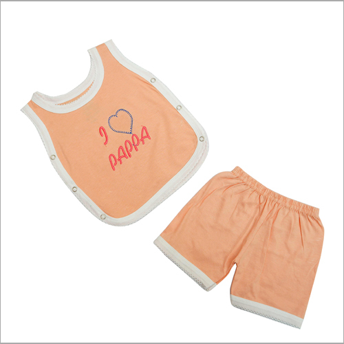 Baby Boys Cotton Baba Suit