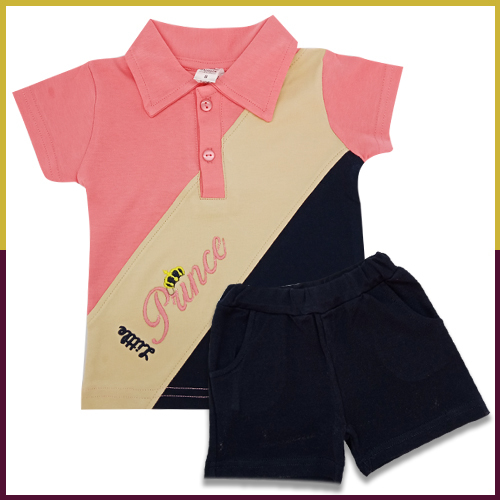 Baby Boys T-shirts and Shorts