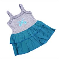 Newborn Baby Girl Cotton Frock