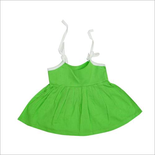 Baby Cotton Lace Frock