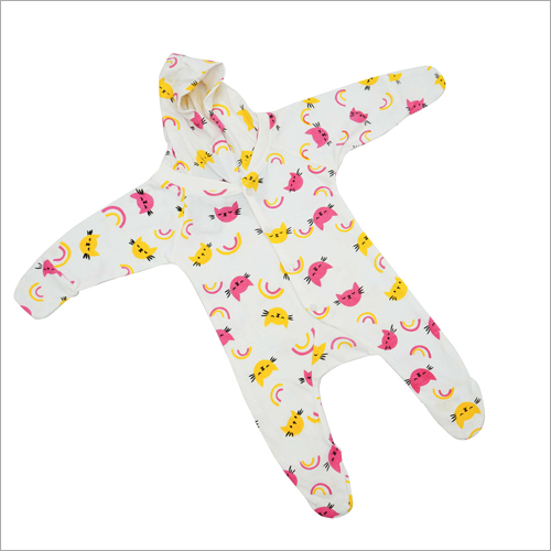 Newborn Cotton Romper Suit