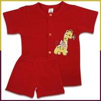 Newborn Boy Cotton Romper Suit