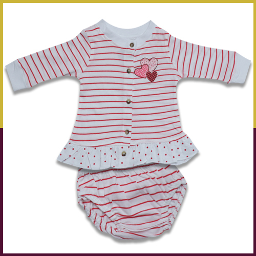 Sumix SKW 87 Baby Girls Frocks