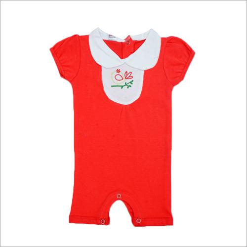 Newborn Boy Romper Suit
