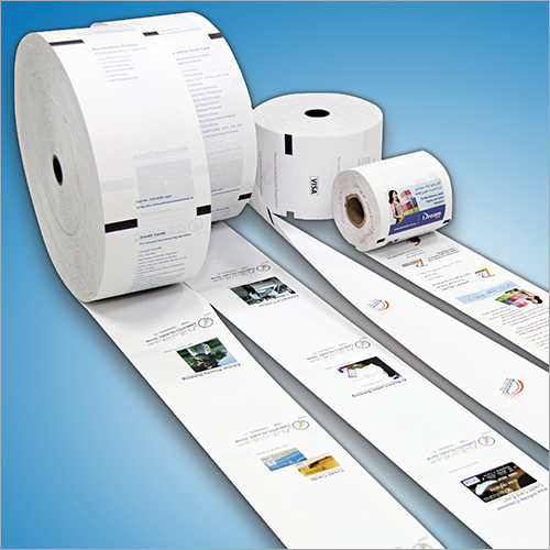 ATM Thermal Paper Billing Roll