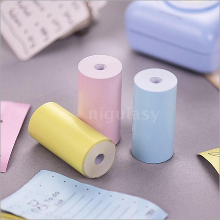 Colored Thermal Paper Billing Roll