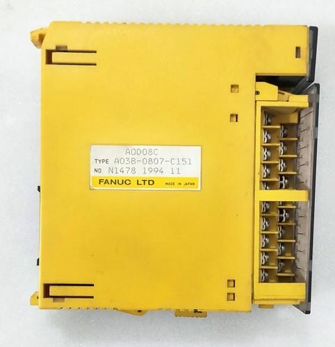 FANUC- A0D08C -A03B-0807-C151