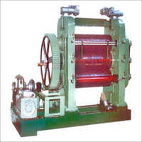 4 Roll Calender Machine Direct Drive