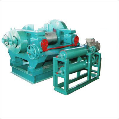 Rubber Refiner Mill Direct Drive