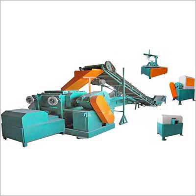 Crumb Rubber Machinery