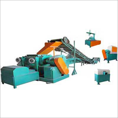 Tyre Cutting Machinery