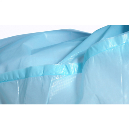 CPE ISOLATION GOWN