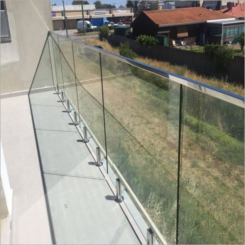 Architectural Stainless Steel Railing