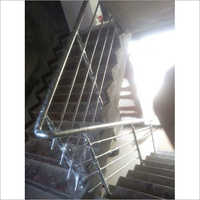 Designer Stainless Steel Pipe Railing